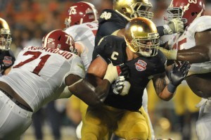 NCAA Football: BCS National Championship-Alabama vs Notre Dame